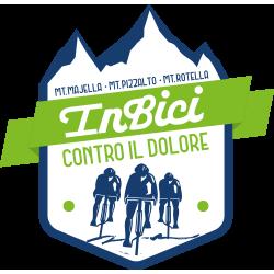 In Bici Contro il Dolore Logo